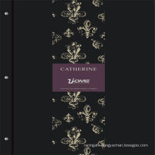 Uhome Latest 192g High Foamig Pure Paper European Vintage Wallpaper--Catherine